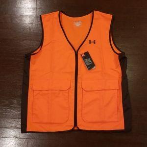 Under Armour Antler Logo Safety Vest M